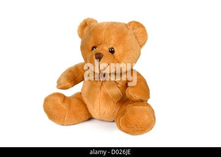 Giocattolo dell'orsacchiotto Foto Stock