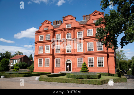 Kew Palace e Royal Botanic Gardens, Sito Patrimonio Mondiale dell'UNESCO, Kew, vicino a Richmond, Surrey, England, Regno Unito, Europa