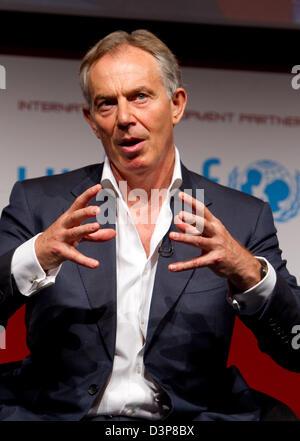 Tony Blair ex primo ministro