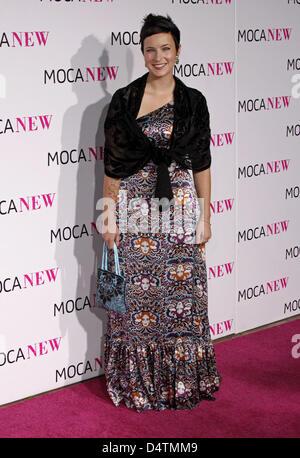 Noi autore Diablo Cody arriva presso il Museo di Arte Contemporanea?s (MOCA) trentesimo anniversario Gala al Moca Foto Stock