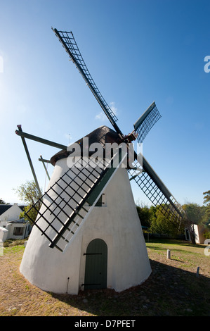 Mostert's Mill, XVIII secolo, Cape Town, Sud Africa Foto Stock