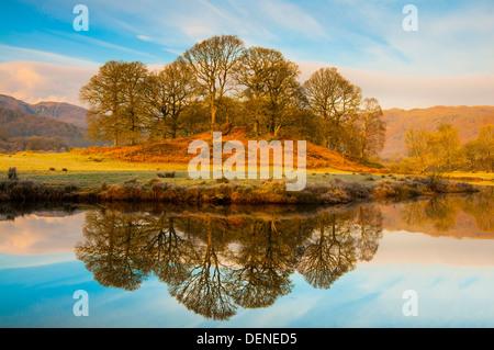 Elter acqua,Lake District, cumbria, Regno Unito, Europa Foto Stock