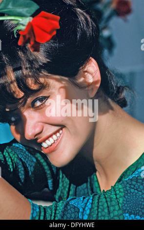 CLAUDIA CARDINALE film italiano attrice circa 1968