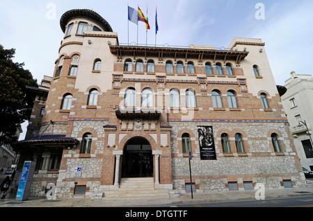Università, Malaga, provincia di Malaga, Andalusia, Spagna Foto Stock