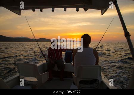Pesca, Zihuatanejo, Ixtapa, Guerrero, Messico Foto Stock
