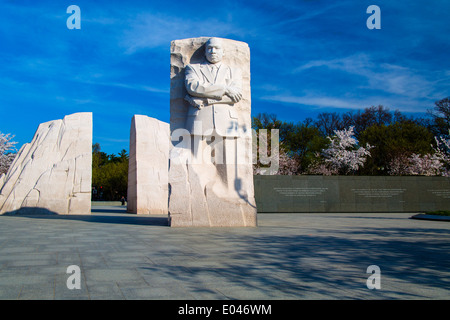Washington DC USA Martin Luther King Jr. Memorial
