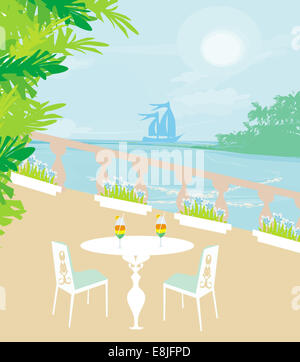 Tropical Drink bar
