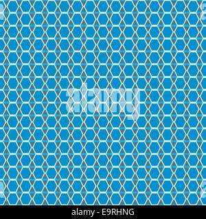 Seamless pattern fatta di rombo colorati Foto Stock