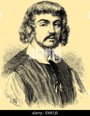 Claude Lorrain (1600-1682), artista francese Foto Stock