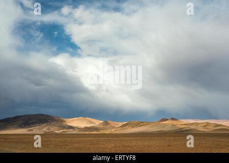 Nord-ovest Argentina il paesaggio del deserto Foto Stock