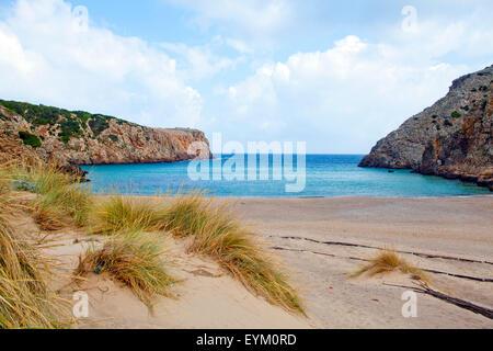 Sardegna, Baia Mare, Cala Domestica, Foto Stock