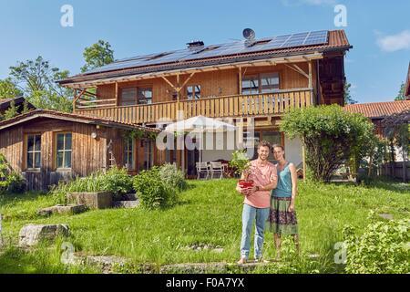 Casa da sogno foto immagine stock 48426996 alamy for Casa di 10000 piedi quadrati