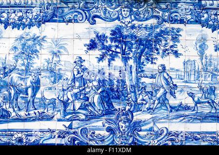 Il Giardino Tropicale di Monte Palace Madeira Portogallo Foto Stock