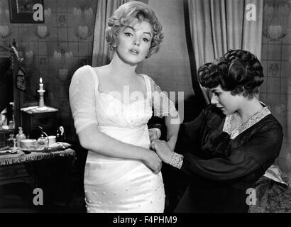 Marilyn Monroe / il principe e la Showgirl / 1957 diretto da Laurence Olivier [Warner Bros Foto] Foto Stock