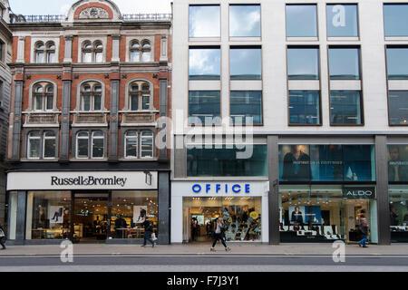 best service de085 11c89 Aldo negozio di calzature in Oxford Street, Londra, Regno ...