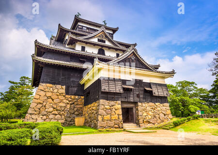 Matsue, Giappone presso il castello. Foto Stock