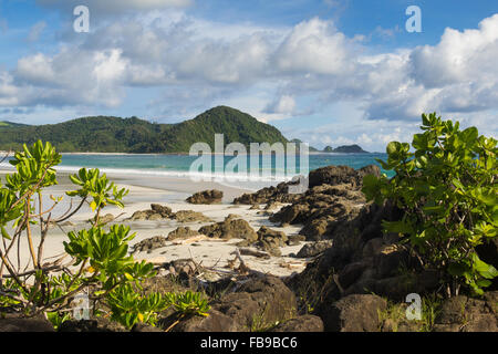 Selong belanak io ho lombok indonesia Foto Stock