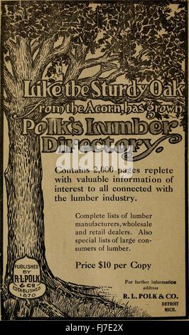 Directory Polk-Husted Co. di Oakland, Berkeley e Alameda directory (1911)