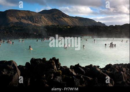 Islanda Foto Stock