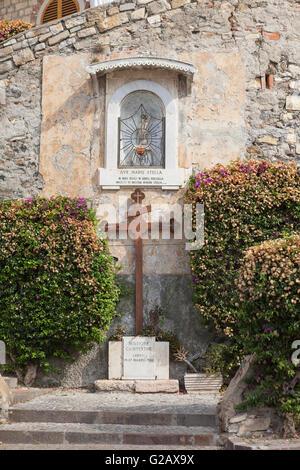 Chiesa parrocchiale di San Giovanni Battista in Cervo Foto Stock