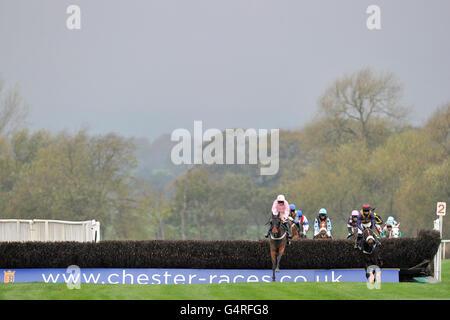 Horse Racing - Bangor-su-Dee Racecourse