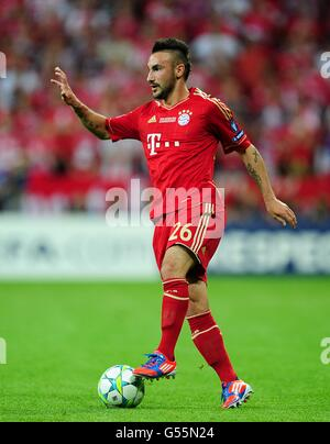 Soccer - UEFA Champions League - finale - Bayern Munich v Chelsea - Allianz Arena Foto Stock