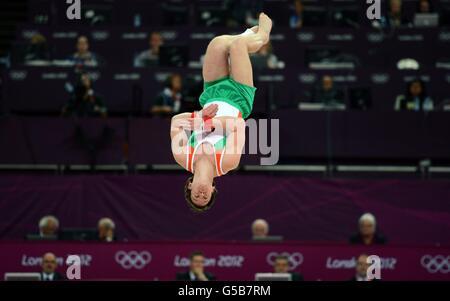 Giochi Olimpici di Londra - Giorno 1 Foto Stock
