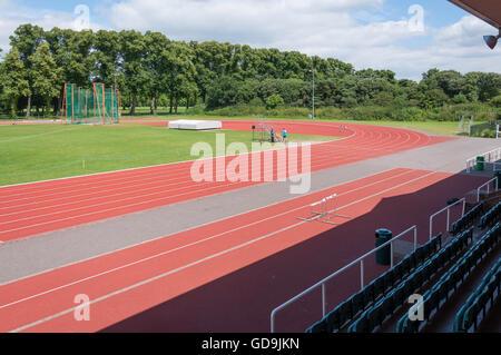 La Thames Valley centro atletico, Pococks Lane, Eton, Berkshire, Inghilterra, Regno Unito Foto Stock