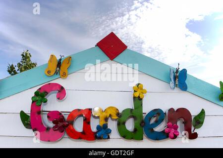 Tatton Park, Knutsford, Regno Unito. 21 Luglio, 2016. La RHS Tatton Park Flower Show, il nord del giardino più grande Foto Stock