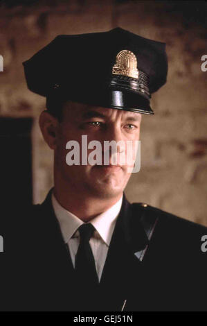 Paul Edgecomb (Tom Hanks) *** Caption locale *** 1999, miglio verde, Il miglio verde