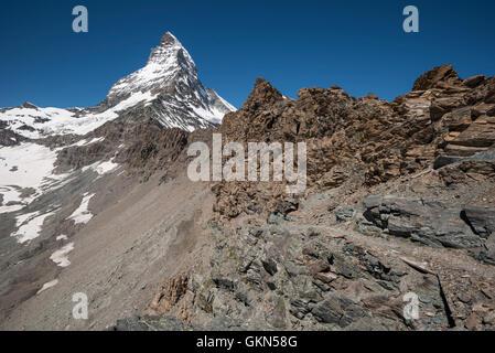 Matterhorn Foto Stock