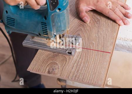 Tagliare piastrelle con seghetto alternativo: piranha xj lama per