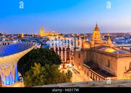 Siviglia, Spagna. Foto Stock