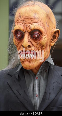 Scary faccia (Halloween)