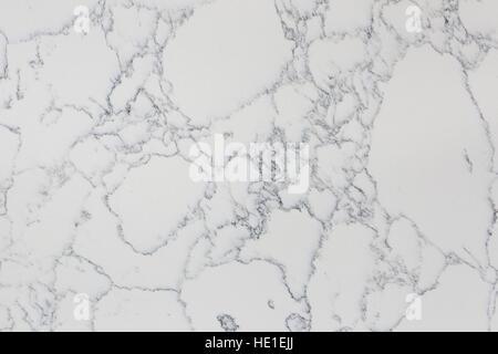 Marmo bianco patterne texture per progettare il prodotto, abstract Sfondo marmo. Foto Stock