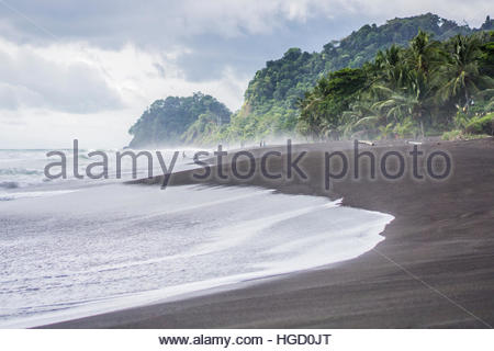 Playa Hermosa, Costa Rica, America centrale 2015 Foto Stock