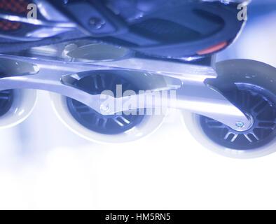 5a40ef9f174527 Freestyle pattini inline stivali e ruote in negozio al dettaglio vetrina  per libero, urban,