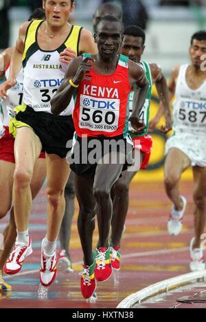 ELIUD KIPCHOGE KENYA lo stadio olimpico di Pechino CINA 20