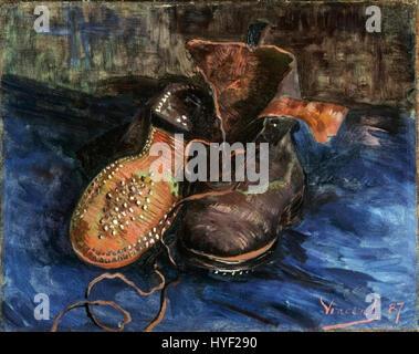 Di Gogh Paio Vincent Stock Un Immagine Van Fotoamp; Scarpe1887 6v7Ybyfg
