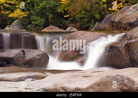 Cascate inferiori Foto Stock
