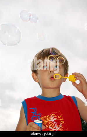 Soapbubble Foto Stock