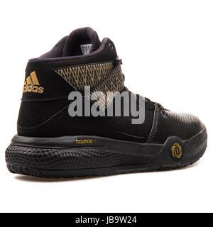 adidas nere e oro scarpe