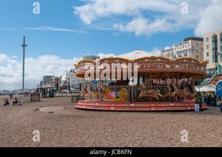Brighton, Regno Unito Foto Stock