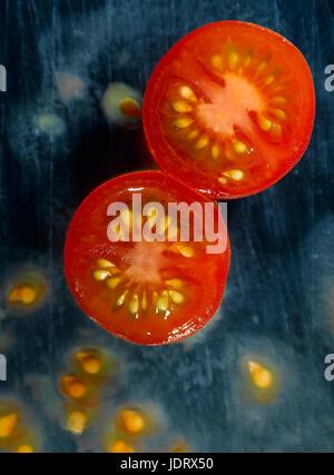 Cimelio di famiglia di pomodori ciliegini