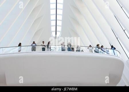 New York, New York, Stati Uniti d'America. Il 22 giugno, 2017. Una vista del si affacciano sul balcone all'occhio, Foto Stock