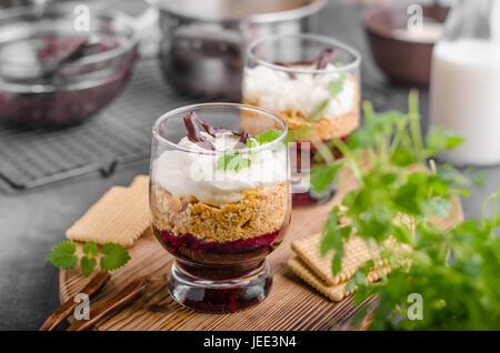 Fotografia di cibo Foto Stock