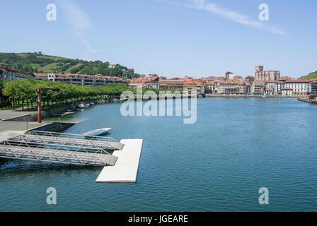 Zumaia. Gipuzkoa,, Paese Basco. Spagna