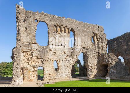 Inghilterra, Dorset, Sherborne, Old Sherborne Castle Foto Stock
