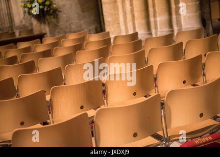 Cattedrale di Ely Foto Stock