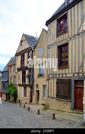 Medievale, edilizia, architettura, antica casa, europa, pietra, città, europeo, antica città, parete, storia, viaggi, Foto Stock